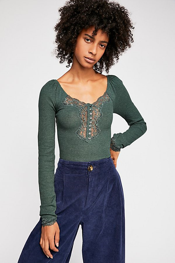 Free People To the West Tee