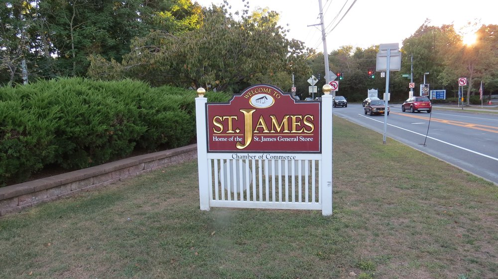Welcome to St James