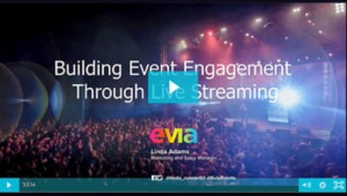 Linda Adams shares best practices for engaging your customers in real time using livestreaming and video.
