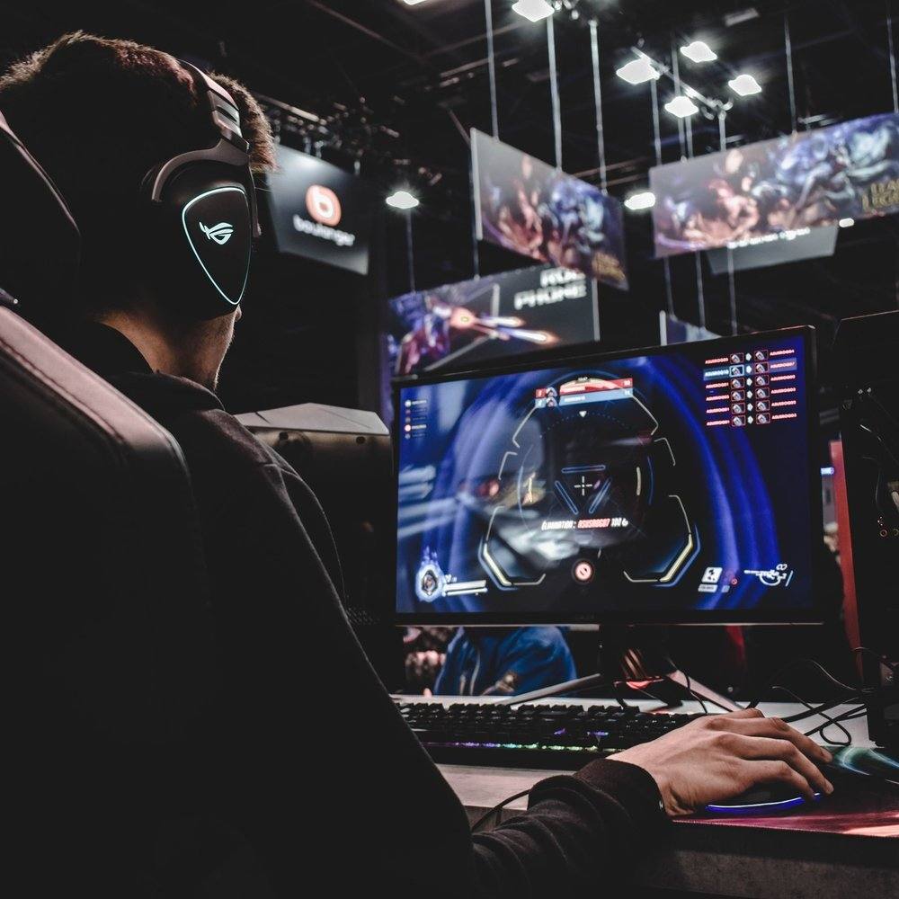 THE NEXT FRONTIER IN SPORTS - eSPORTS FOR YOUR BRAND STUDY