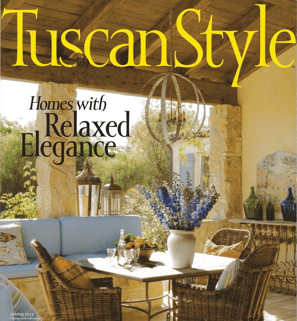 Tuscan Style Magazine 2011