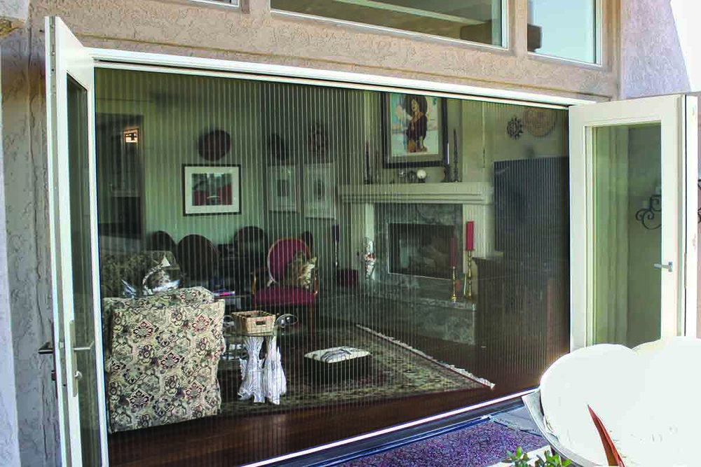 - They're designed for Sliding and Folding Doors.