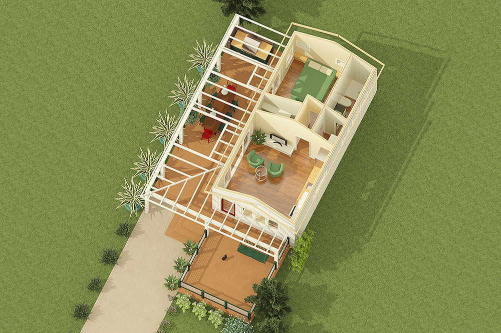 - Click to view Tiny Home Designs