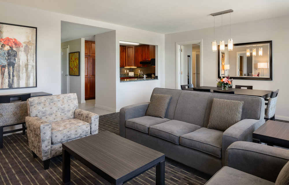 1 and 2 Bedroom Hotel Stays at Broadway Plaza - Mayo Clinic.
