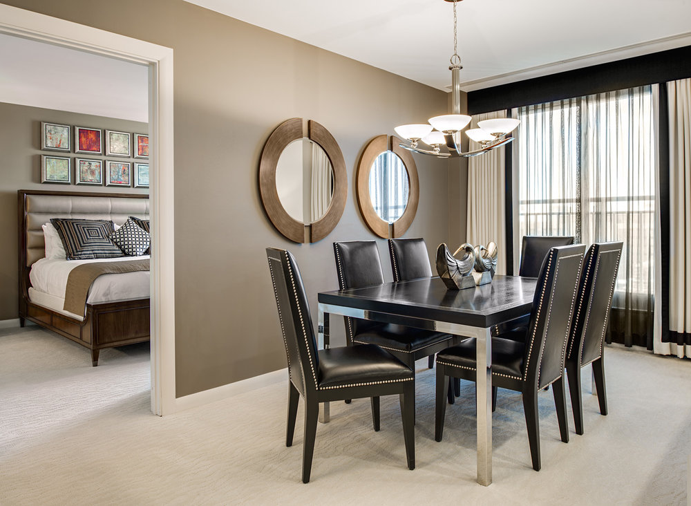 1, 3 and 4 Bedroom Suites at Broadway Plaza - Mayo Clinic.