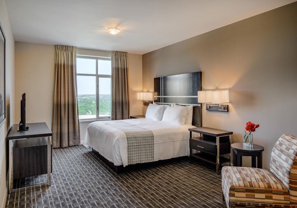 Hotel Apartment Bedroom