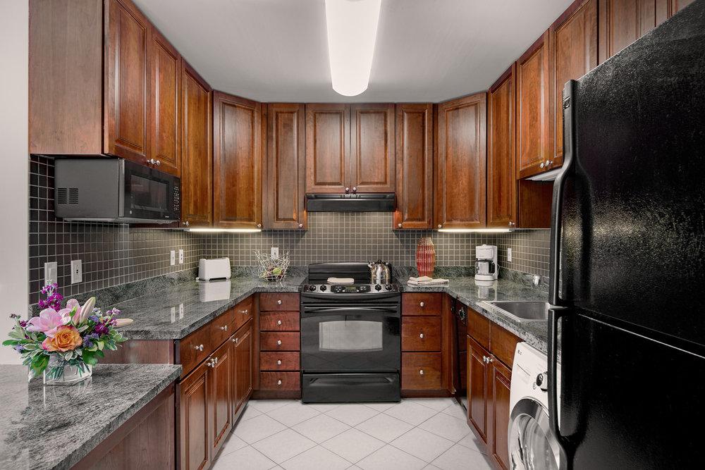 Hotel Apartment Kitchen