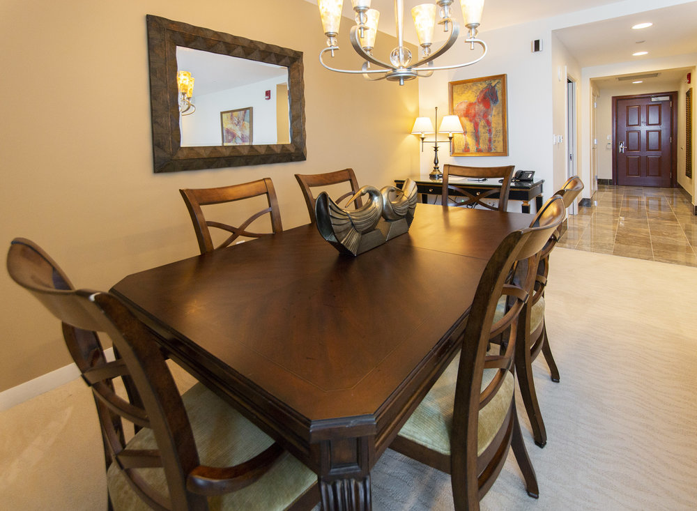 Hotel Apartment Dining Table