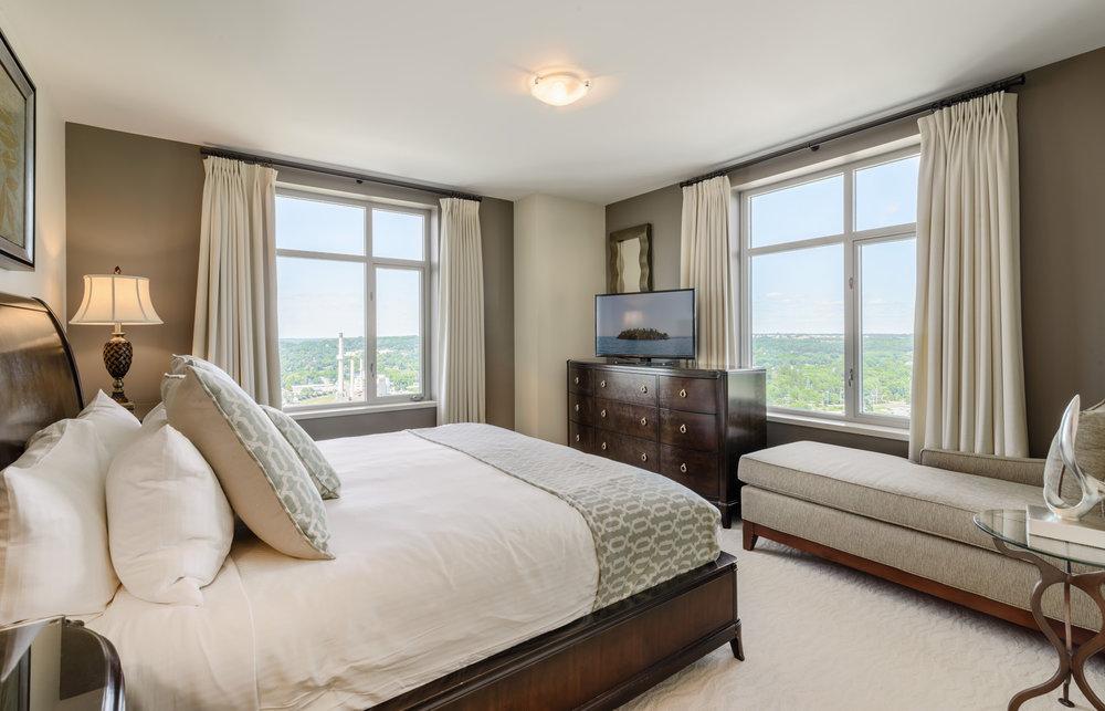 Apartment Hotel Bedroom