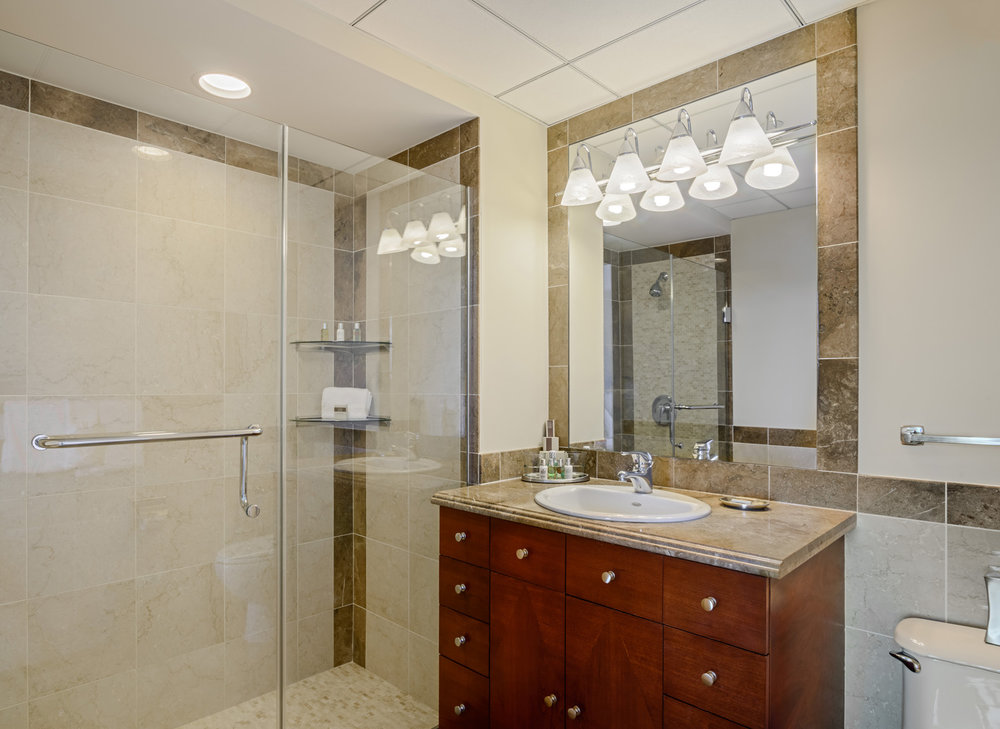 Apartment Hotel Bathroom