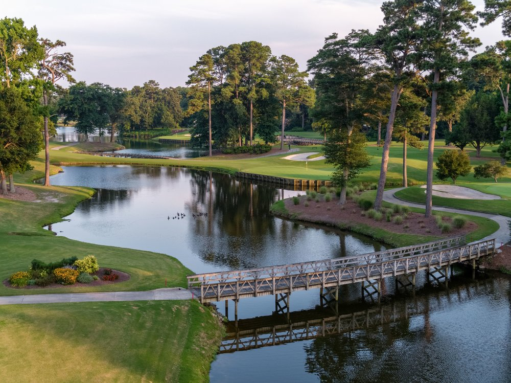 Your chance to play the beautiful, private course at  Cedar Point Country Club