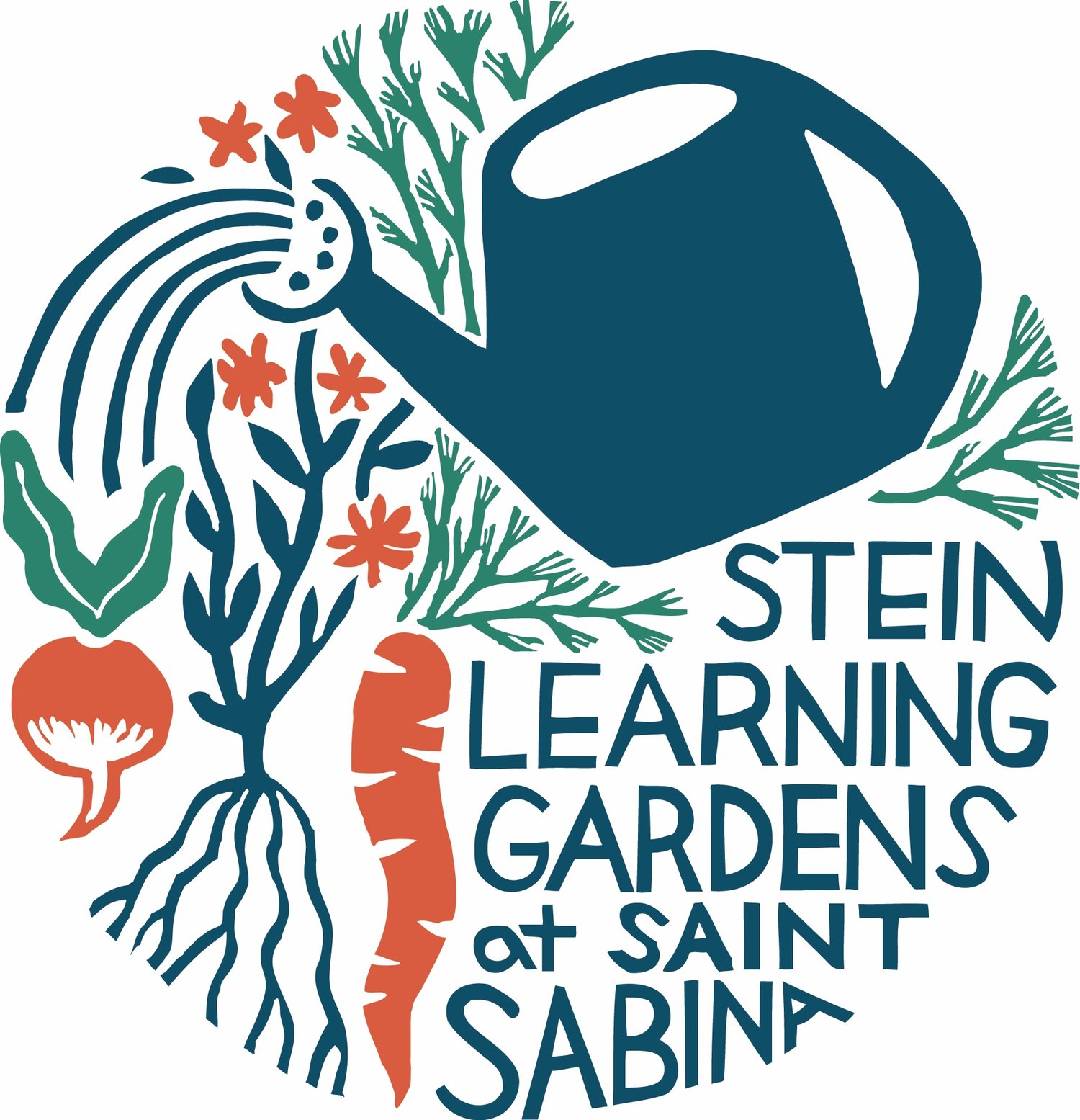 Stein Learning Gardens at St. Sabina