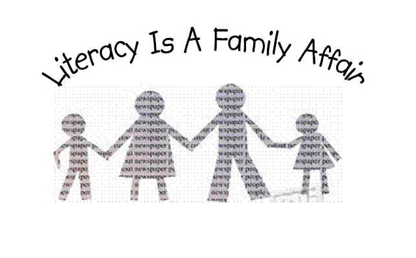 family literacy nights - Each year, we hold fun, free literacy nights in our local schools. These events allow children to participate in literacy activities with their adults in a family-friendly enviroment.