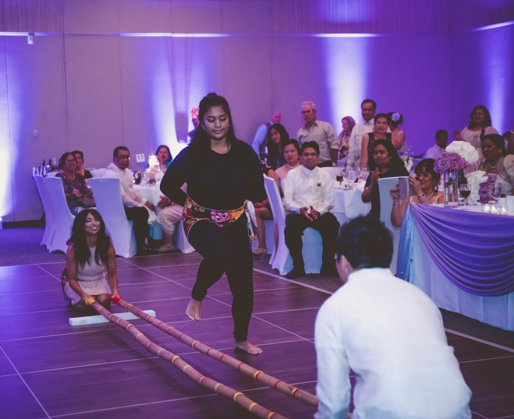 Traditional filipino tinikling dance, PC:    @Portraits of Blessings