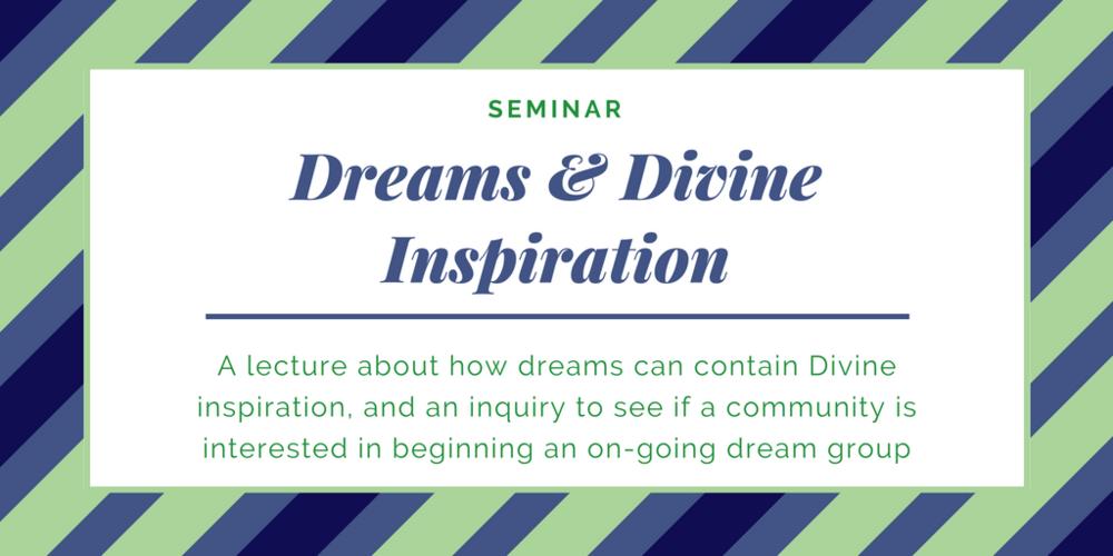 Seminar Dreams & Divine Inspiration.png