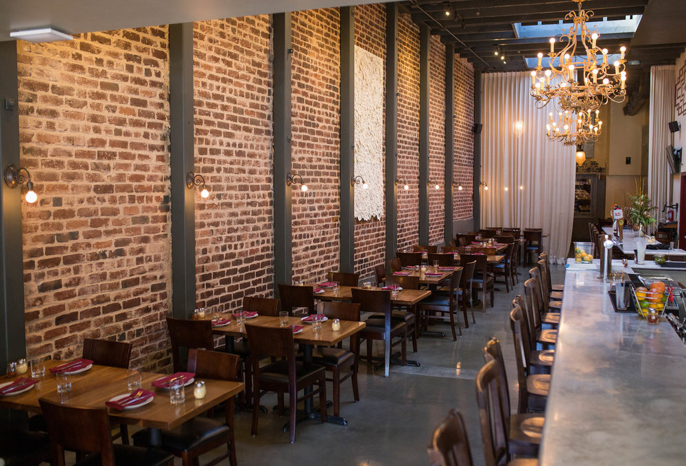 THe Star on Grand - We have remodeled and maintained facilities at the popular Oakland eatery with a long-standing contract.