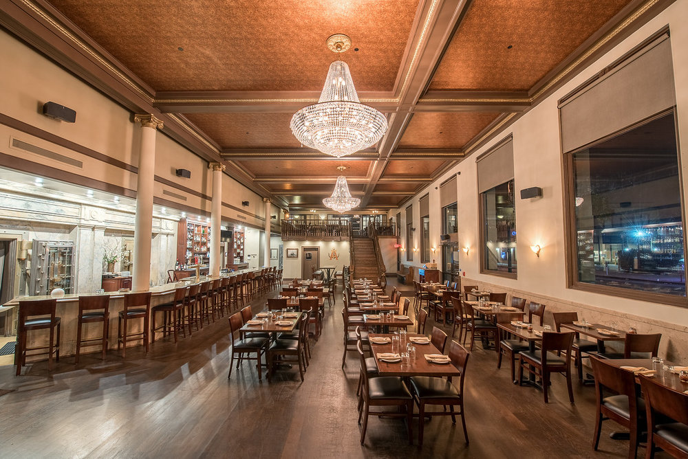 THe Star on Park - When The Star on Grand expanded into Alameda, we took on the project from beginning to end, including the doubling the size of the commercial kitchen and expanding the mezzanine.