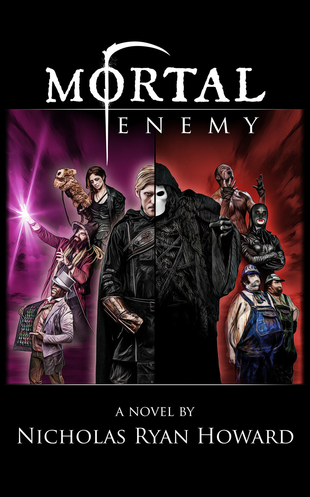Mortal Enemy Cover