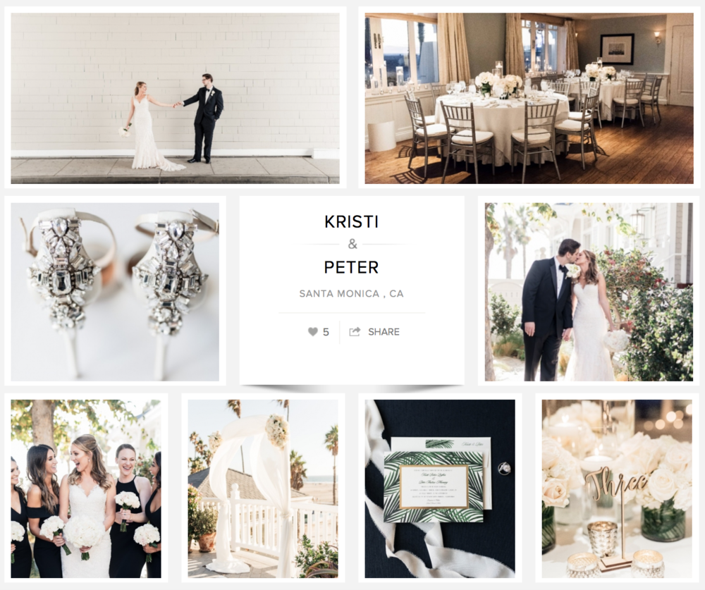 gorgeous wedding published on carats and cakes