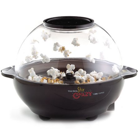 electric popcorn maker passed on from generations before