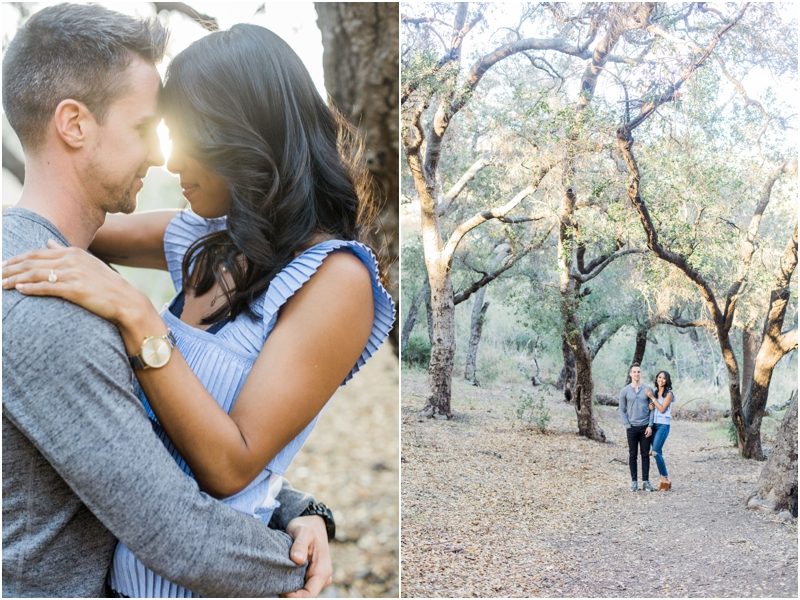 Engagement Session at Solstice Canyon