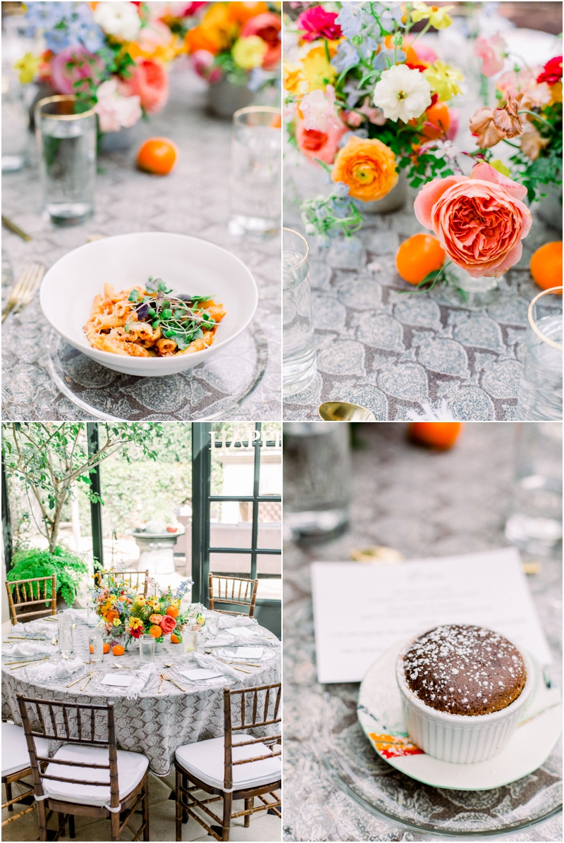 gorgeous flowers and french inspiration for happily lisa