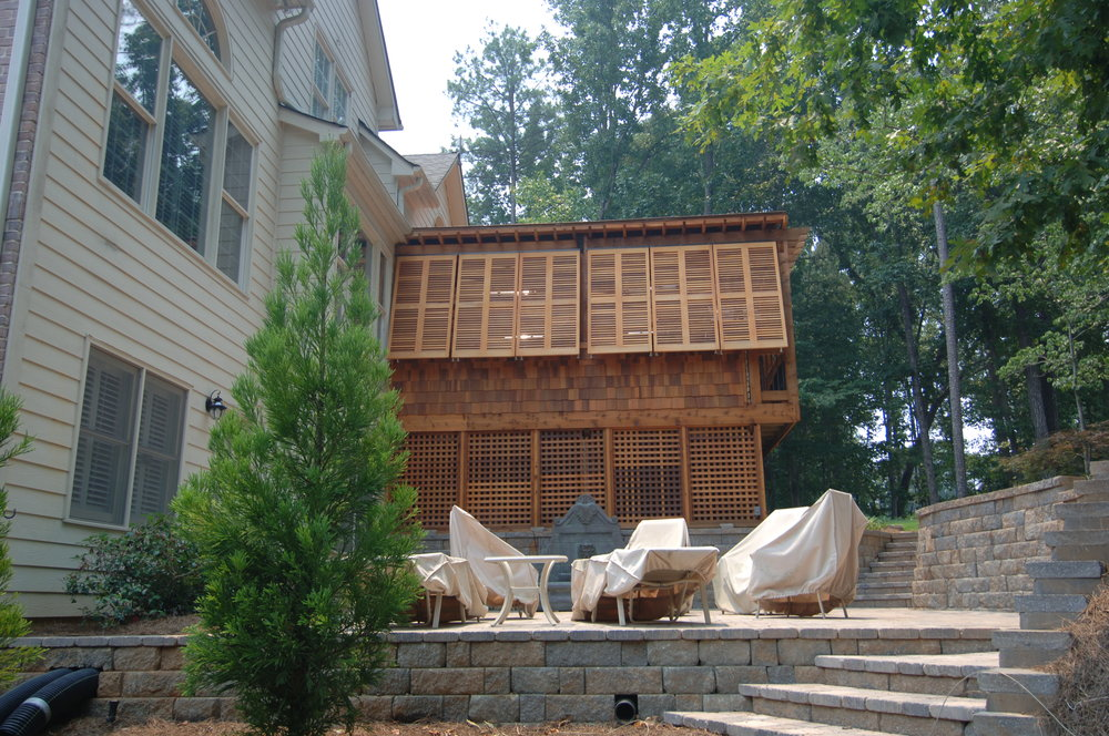 Custom Decks & Design - At MGM Custom Homes & Remodeling LLC, we understand that each person's needs and preferences are unique. That's why we offer custom decks to our valued clients. We specialize in screen decks and porches. With a deck designed specifically to suit your property, you'll get to choose your layout, materials, and overall look. And because everything will be built to your specifications, you can be confident that you'll wind up with the product you want.