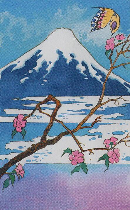 Image : Samurai Tarot