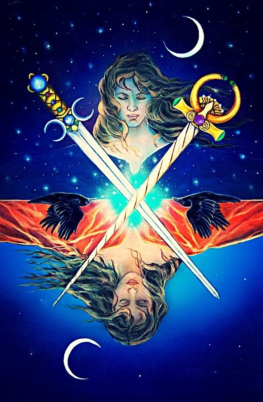 Image : Star Tarot