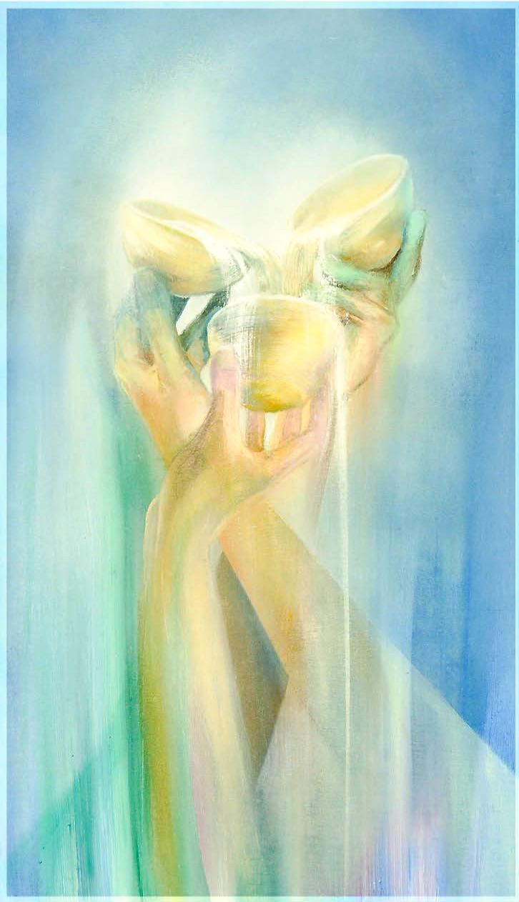 Image : Fountain Tarot