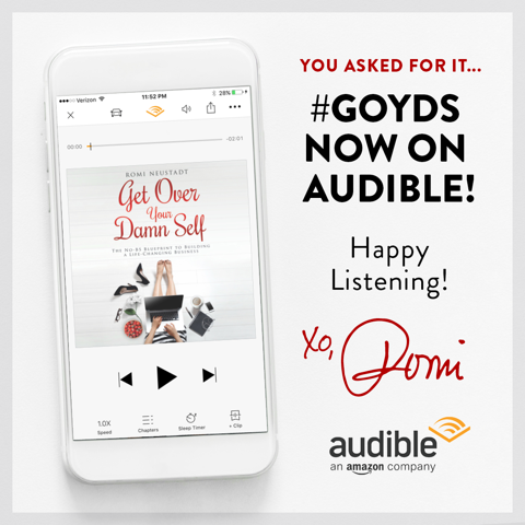 you asked for it goyds on audible.png