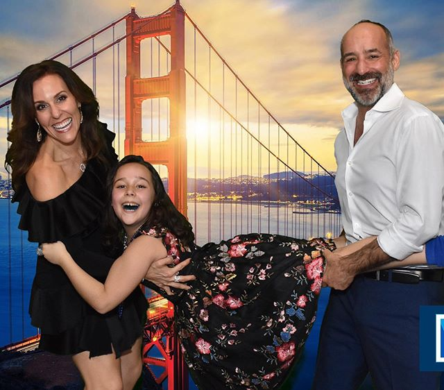 "Another epic Kahn bat mitzvah! So much fun to watch all these dynamic cousins grow up! And I've officially passed the title of ""Life of the Party"" to Bebe. She had the entire dance floor all riled up—SWIPE for one little clip of her non-stop moves. Thank you @allison_kahn and @ericskahn !! We love you!! #lilysbatmitzvah #lifewithbebe #familyfun"