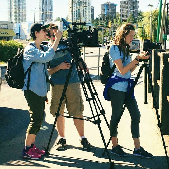 #throwback to shooting with @bazinian_rite and @emma_bonikowsky for La Cartographe last summer. It just premiered at #locarno 🤗 . . . #locarno71 #locarnofilmfestival #filmfestival #film #filmmaking #redcameras #cinema #cinematographer #cinematography #womeninfilm #femalefilmmakers #women #behindthescenes #filmmakers #art #shortfilm #photography #indiefilm #production #camera #movie #acting #star #director #action #instafilm #instafilmmakers #instaart
