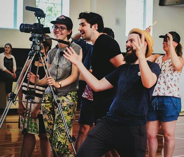 #throwbacktuesday to shooting with @projectlimelight ☀ look at those big smiles 😁 . . . #Throwback #filmmaking #filmmakers #director #cinemtography #cinematographer #dop #film #cinema #movie #behindthescene #moviemaking #camera #photo #dslr #canon #smile #creative #art