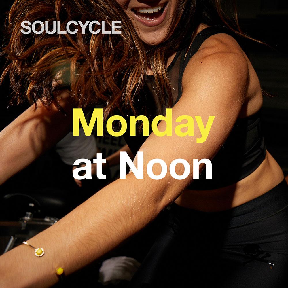 Monday at Noon