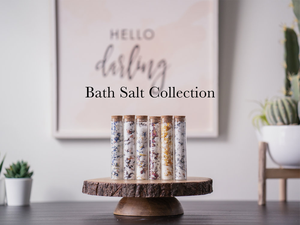 Luxury Bath Salts