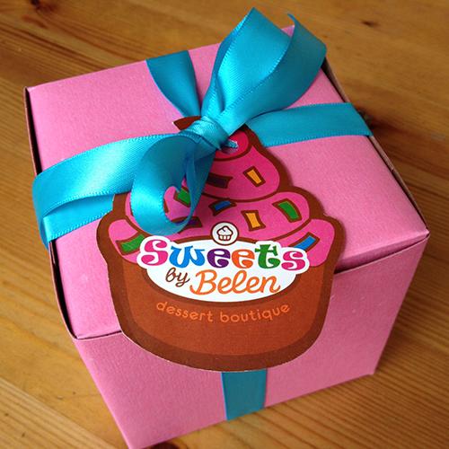 Dulces regalos de Navidad con Sweets by Belen -
