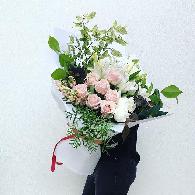 Fresh as . . . . #floreticaflorist #floreticafloristpastel #flowers #instablooms #flowers #flowersofinstagram #nzflorist #christchurchflorist #christchurch
