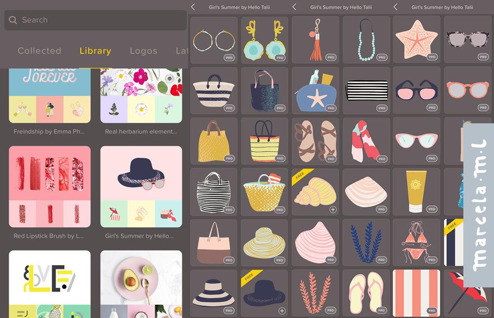 Over- Clip Art para App de teléfono móvil