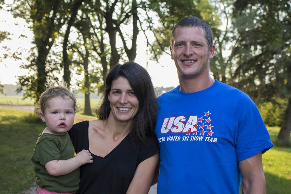 Sean and Denise Hyatt run Hyatt Family Farm in Milbank, South Dakota.
