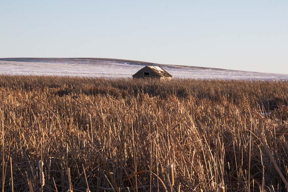 Spirit Lake Nation, North Dakota.