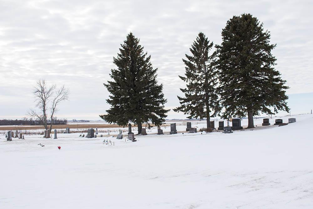St. Olaf Church Cemetery.