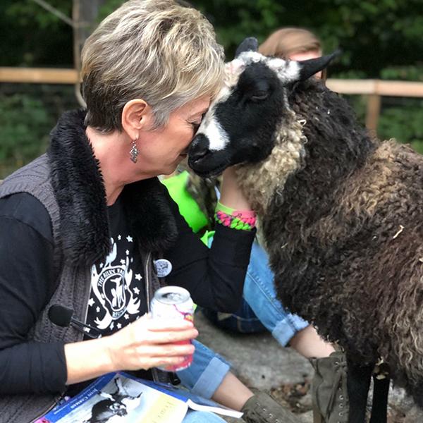 CARLA - ANIMAL REIKI PRACTITIONER  READ MORE