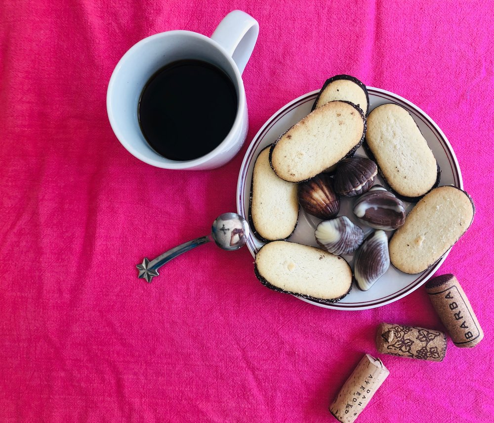 Snaccident  inducing milano cookies and gorgeous belgian chocolates