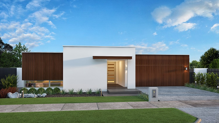 The Embassy Modern - 5 Bed | 2 Bath | 3 Living Spaces | 2 Car Garage15m Traditional Lots