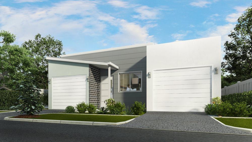 The Hybrid 10 - Unit A: 3 Bed | 2 Bath | 2 Car Tandem GarageUnit B: 2 Bed | 2 Bath | 1 Car Garage710m Laneway Lots