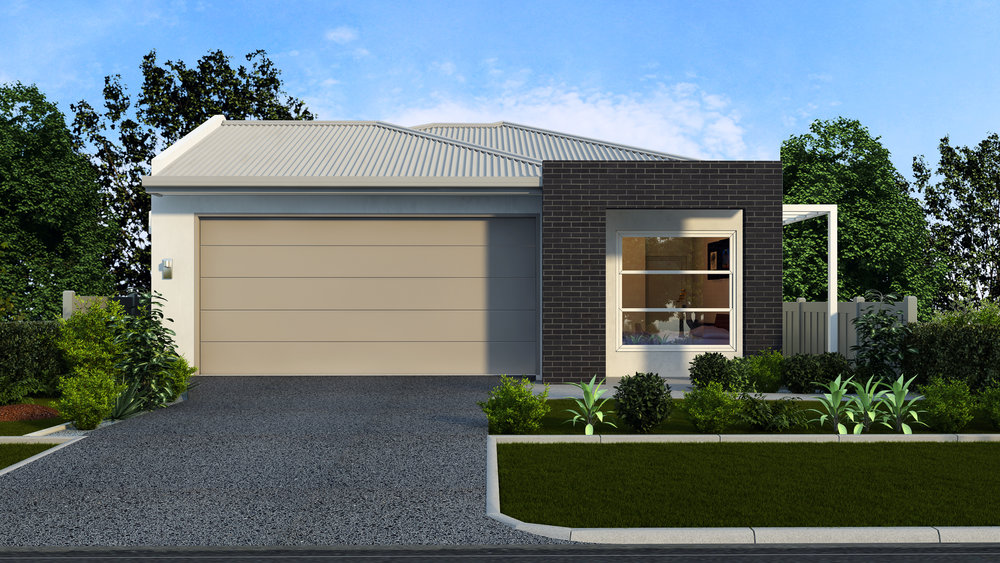 The Haven - 4 Bed | 2 Bath | 2 Car Garage10m Traditional Lots