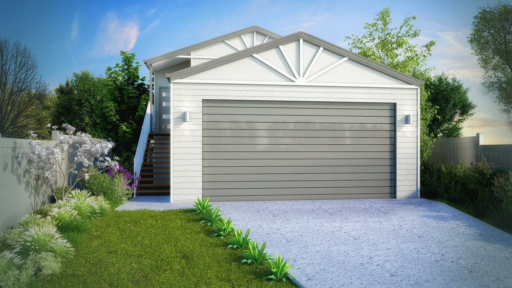 The Davenport - 4 Bed | 2 Bath | 2 Car Garage10m Traditional Lots