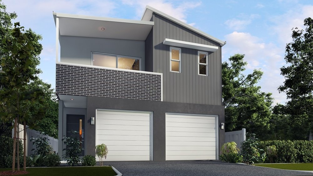 The Mogul - Unit A: 3 Bed | 2 Bath | 2 Car Tandem GarageUnit B: 1 Bed | 1 Bath | 1 Car Garage8.5m Laneway Lots