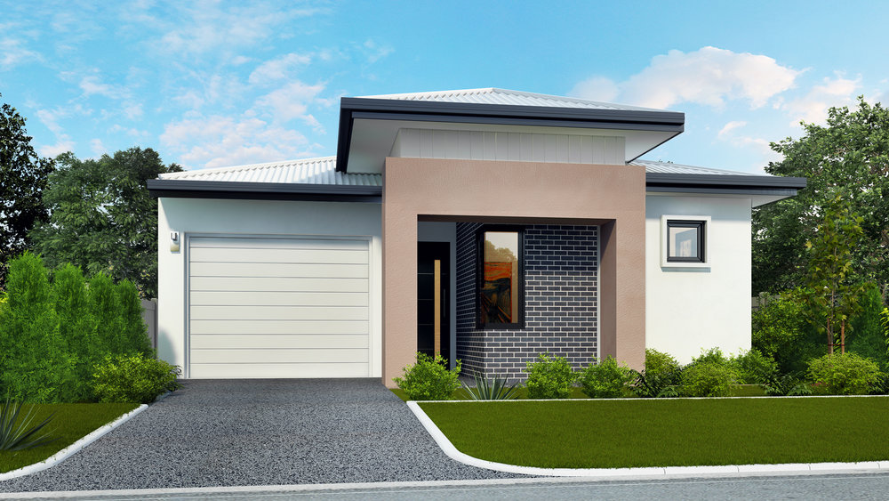 The Nirvana - 3 Bed | 2 Bath | Theatre Room | 1 Car Garage 10m Traditional Lots
